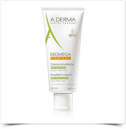 A-Derma Exomega Control Creme Emoliente 200ml