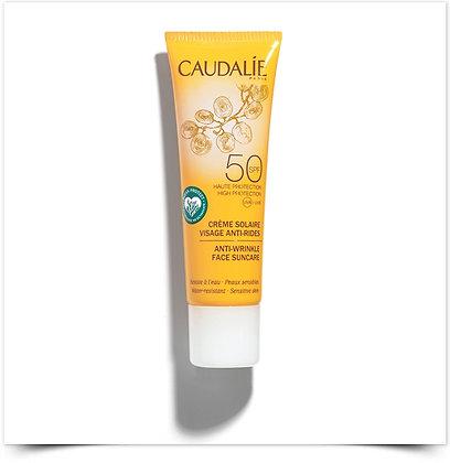 Caudalie Solaire Creme Anti-Rugas SPF50 25ml