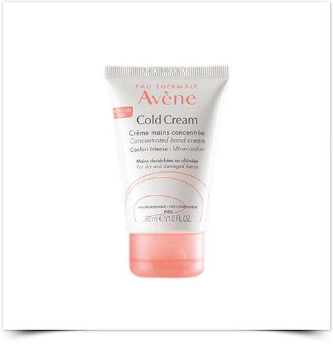 Avène Cold Cream Concentrado Creme Mãos   50ml