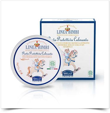 Helan Linea Bimbi Pasta Protetora Calmante 100g