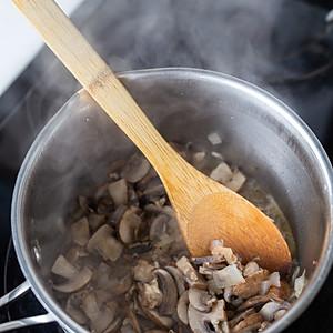 Mushroom gravy