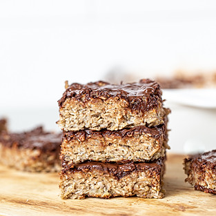 Oatmeal Banana Bars