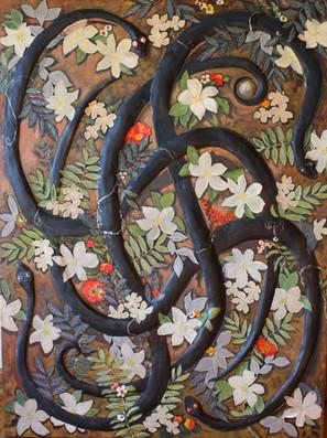 Vintage Garden Snakes #2