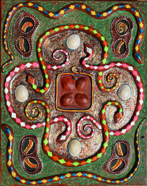 St. Luke's Diamondback Snakes