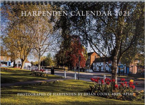Harpenden Calendar 2021 (front)