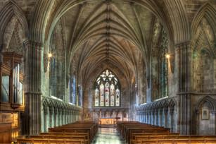 The Lady Chapel, St Albans Abbey