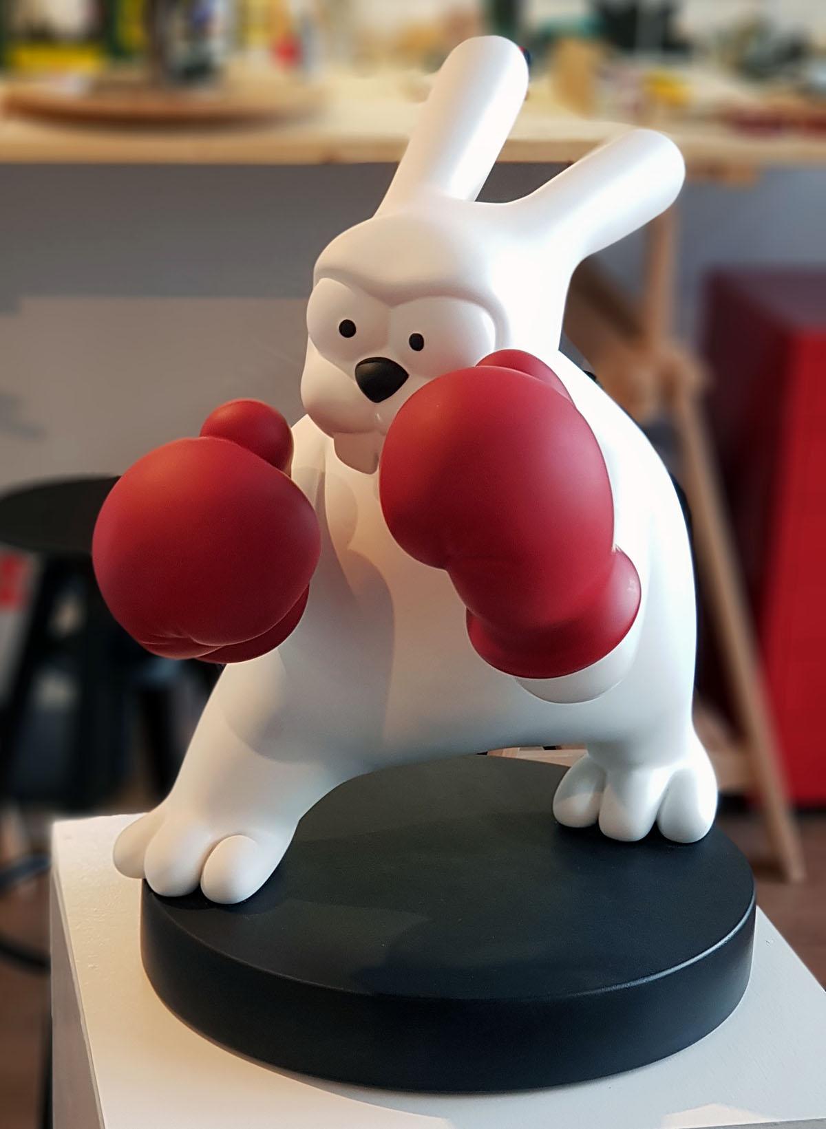 Boksör Tavşan