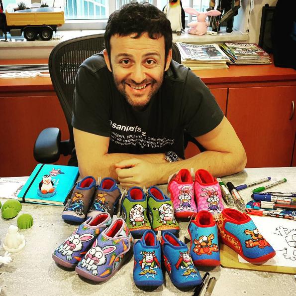 Twigy çocuk ayakkabıları tasarımları