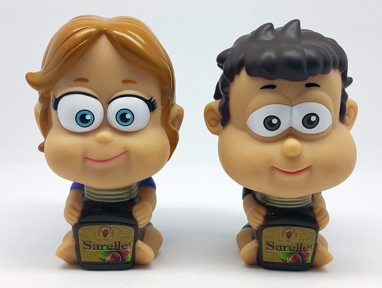 Erdo ve Bego vinil oyuncak