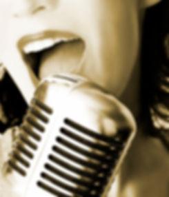 Chanteur rétro