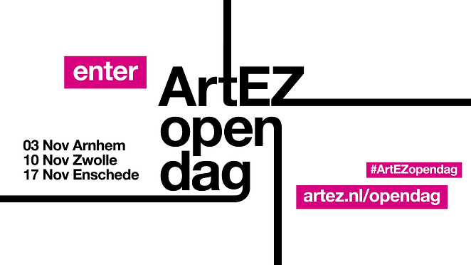 ArtEZ Hogeschool voor de kunsten Open Dag