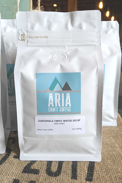 Swiss Water Guatemala Decaf