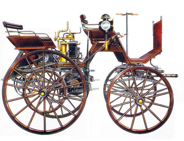 daimler(1886)