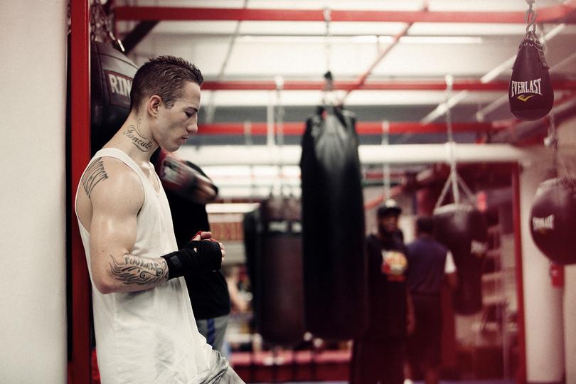 Mendez Boxing Gym NY