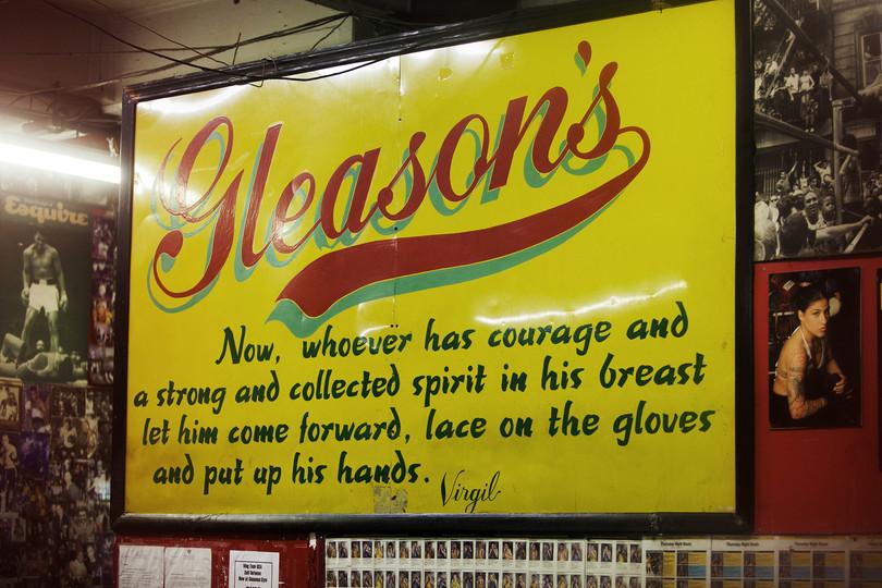 Gleason's Gym NY