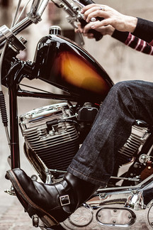 Harley Devidson Softail 1340