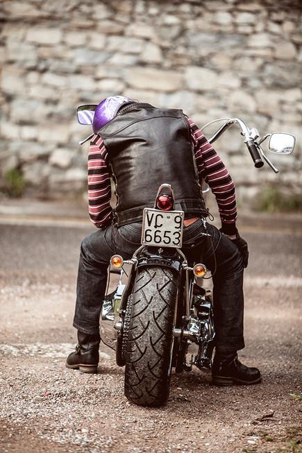 Harley Davidson Softail 1340