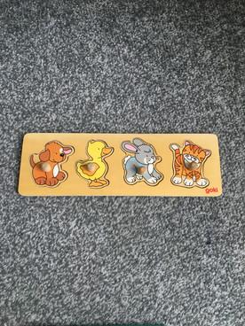 GOKI puzzles