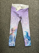 H&M Frozen leggings - 2-3