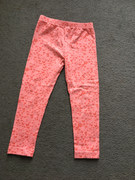 Butterfly leggings - 2-3yrs