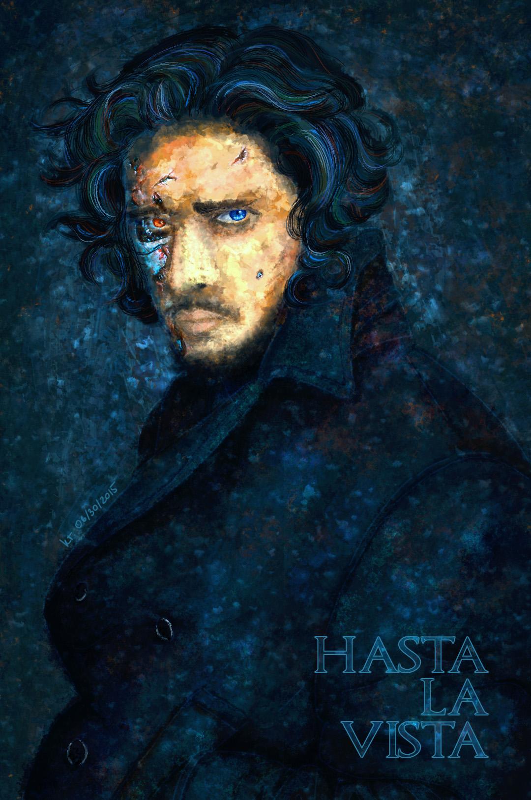 Jon Snow Terminator