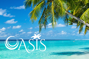 Oasis logo with beach view.png