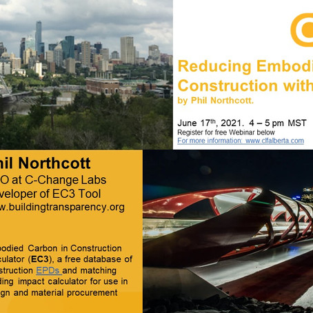 Reducing Embodied Carbon in Construction with EC3