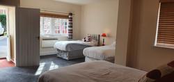 room 1 twin beds
