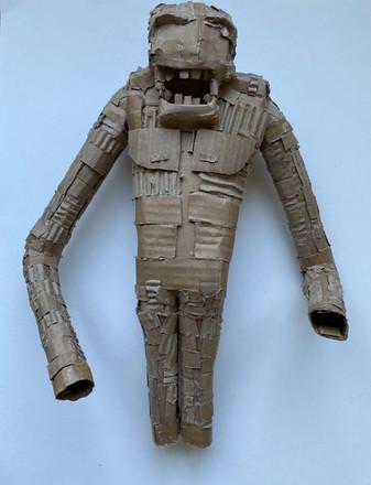 3D Cardboard Monster by Lidia Meiorin.jpg