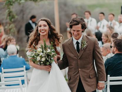 Castle Rock, Colorado Wedding