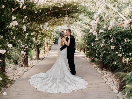 Southern California, Serendipity Gardens Wedding