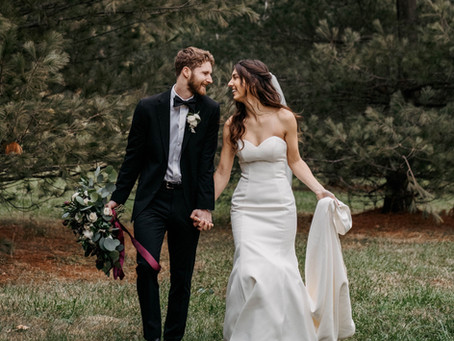 Purcellville, Virginia Farm Wedding