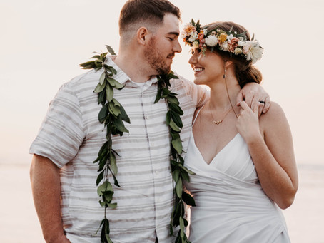 The Mauna Lani, Hawaii Elopement