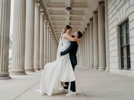Battle Creek, Michigan Wedding