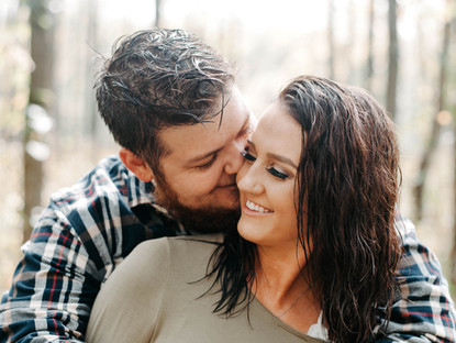 Fort Harrison State Park, Indianapolis Engagement
