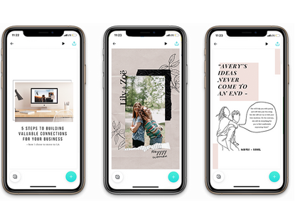How to Create CUTE Insta Stories : The 5-App Guide