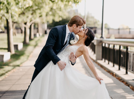 Industry, Downtown Indianapolis Wedding