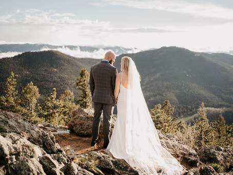 Deer Creek Mountain Camp, Colorado Wedding