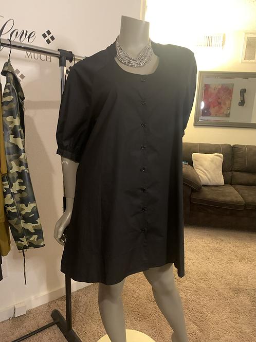 Binyoka's A-Line Blouson Dress