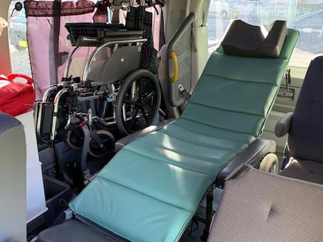病院の待ち時間。車椅子だと辛くないですか?