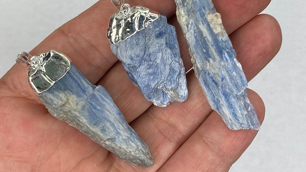 Kyanite Blue Various Pendant