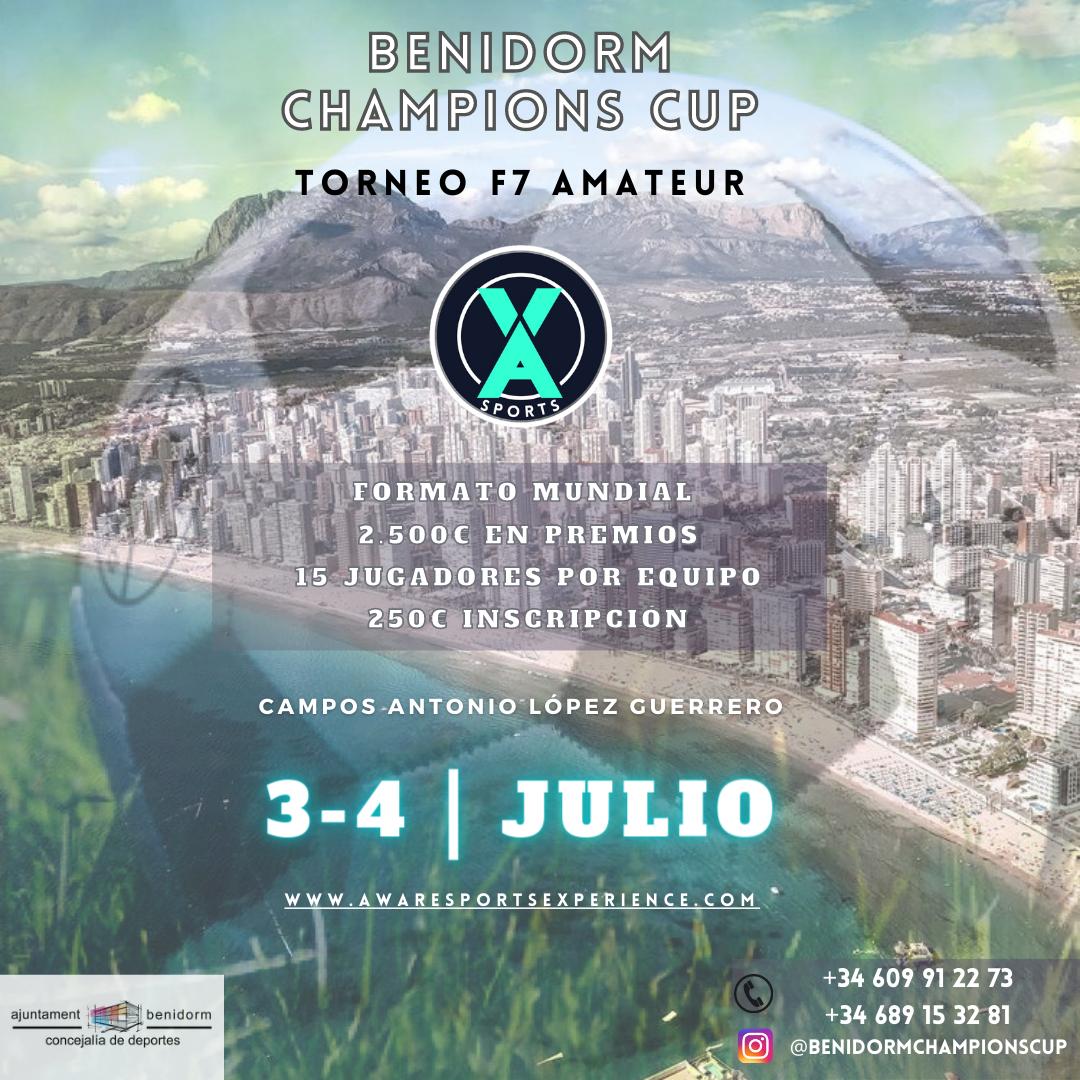 Benidorm Champions Cup