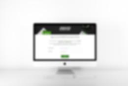 PRESTO Vouchers Portal Login Screen
