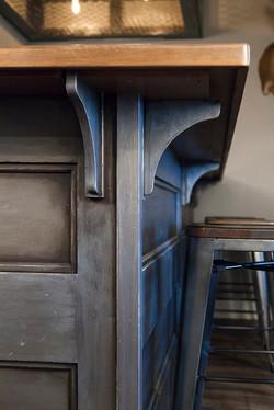 Bar base detail