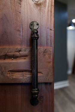 Hardware for the door