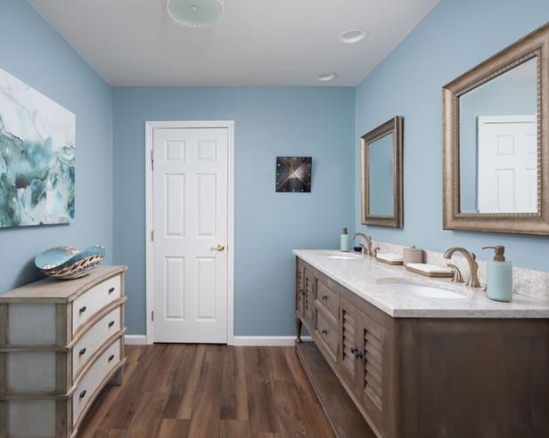 Primary Bathroom with Closet