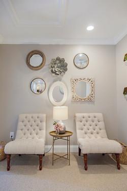Waiting Room Mirror Wall
