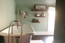 Martin House Upstairs Bathroom