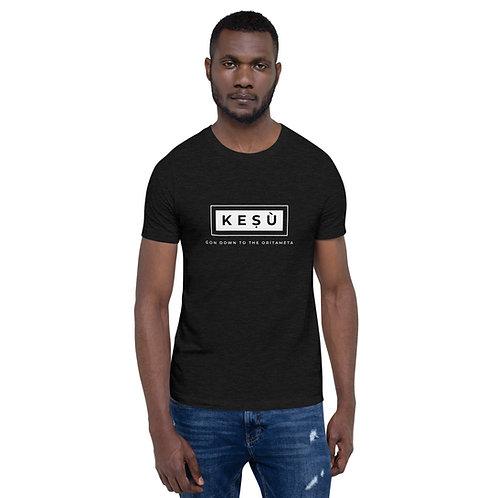Kesu Gbà Short-Sleeve Unisex T-Shirt