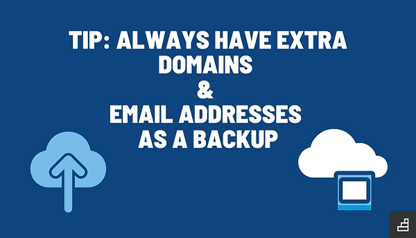 Always have extra domains & email addresses on deck.png